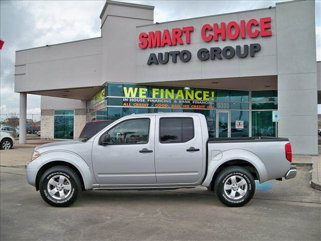 2013 NISSAN FRONTIER S SL PRO-4X SV silver abs brakesair conditioningcd playerchild safety
