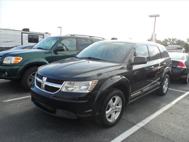 2009 DODGE JOURNEY SXT 4DR SUV black thank you very much for the opportunity to earn your busines