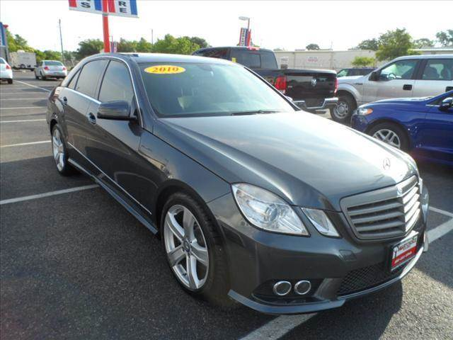2010 MERCEDES-BENZ E-CLASS grey thank you very much for the opportunity to earn your business  s