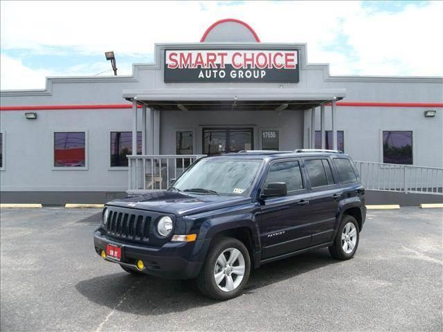 2013 JEEP PATRIOT LIMITED 4DR SUV true blue pearl abs brakesair conditioningalloy wheelsamfm