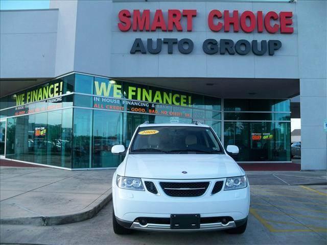 2008 SAAB 9-7X 53I AWD 4DR SUV white 60987 miles VIN 5S3ET13M982801053