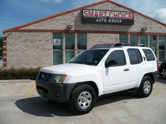 2007 NISSAN XTERRA white abs brakesair conditioningamfm radiocargo area tiedownscd playerch