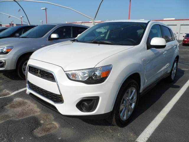 2015 MITSUBISHI OUTLANDER SPORT 24 GT 4DR WAGON white thank you very much for the opportunity to