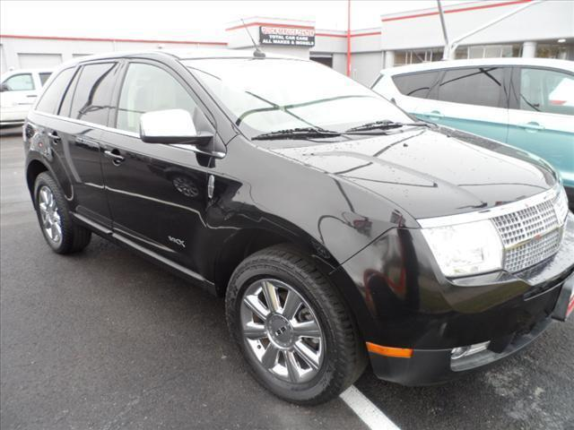 2007 LINCOLN MKZ BASE 4DR SEDAN black abs brakesair conditioningalloy wheelsamfm radioautoma