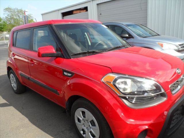 2013 KIA SOUL red thank you very much for the opportunity to earn your business  smart choice au