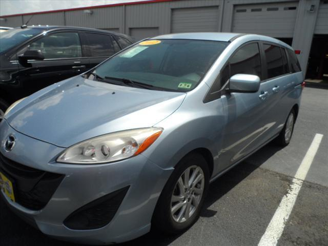 2012 MAZDA MAZDA5 blue pushpullordrag --independence freedom sale--  declare  save more th