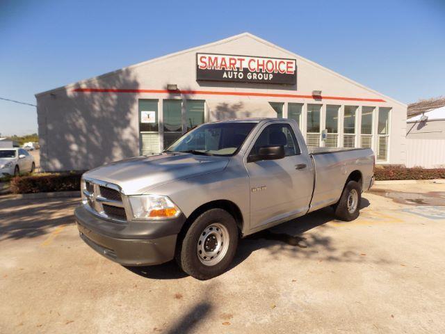2010 DODGE RAM PICKUP 1500 ST SWB 2WD grey 86713 miles VIN 3D7JB1EK2AG144795