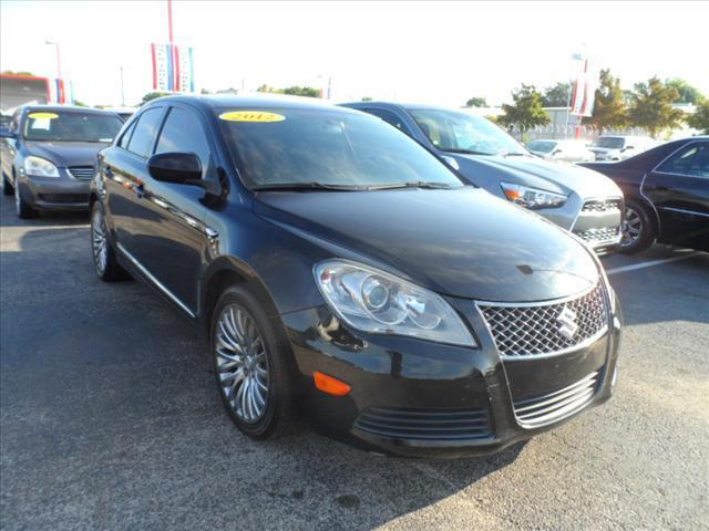 2012 SUZUKI KIZASHI black follow the white rabbit --patriot sale-- right now with 0 down wi