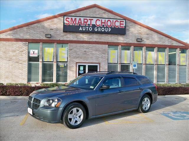 2005 DODGE MAGNUM WAGON SE RWD midnight blue pearl options abs brakesair conditioningalloy wheel