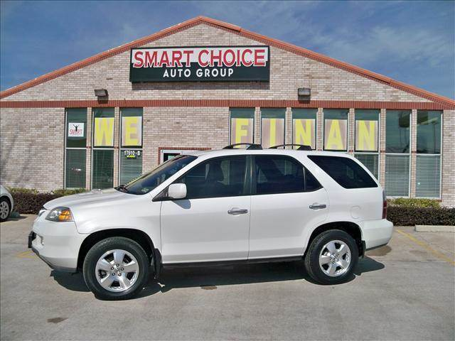 2006 ACURA MDX 4WD white options 4wdawdabs brakesair conditioningalloy wheelsamfm radioautomat