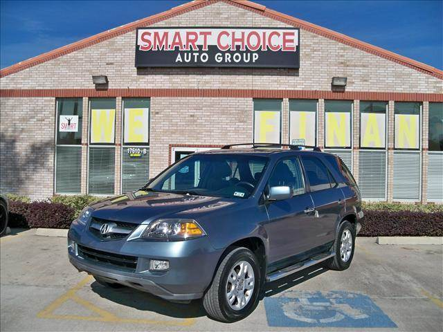 2006 ACURA MDX 4WD TOURING amazon green metallic options 4wdawdabs brakesair conditioningalloy