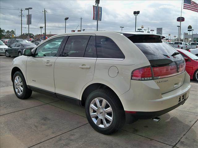 2007 LINCOLN MKX BASE white abs brakesair conditioningalloy wheelsamfm radioautomatic headli