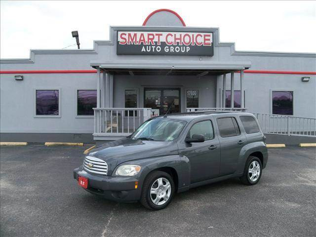 2008 CHEVROLET HHR LS 4DR WAGON dark gray metallic mirror color - blackcargo area floor matfloo