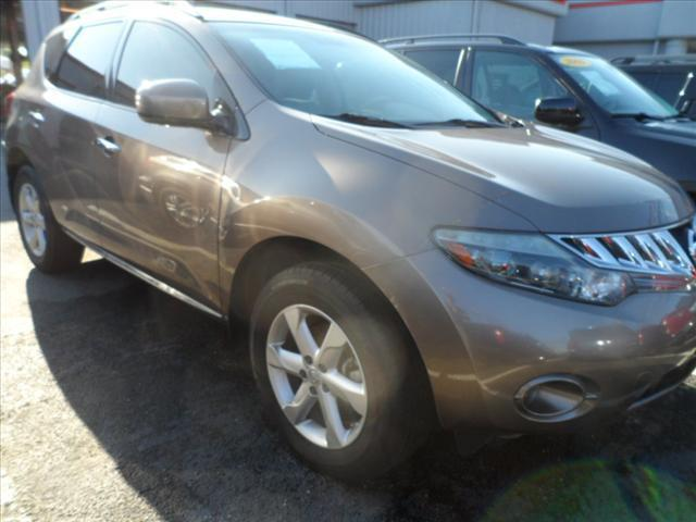 2010 NISSAN MURANO brown follow the white rabbit --patriot sale-- right now with 0 down wit