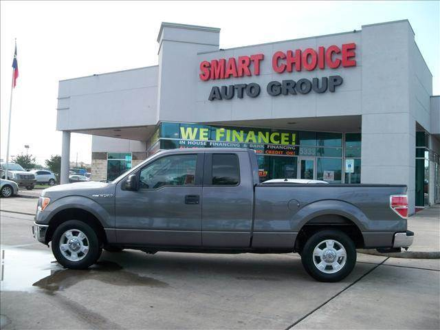 2010 FORD F-150 UNSPECIFIED grey 75241 miles VIN 1FTEX1C81AFA06218