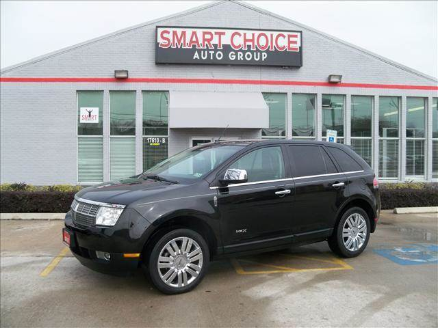 2010 LINCOLN MKX BASE 4DR SUV black abs brakesair conditioningalloy wheelsamfm radioautomati