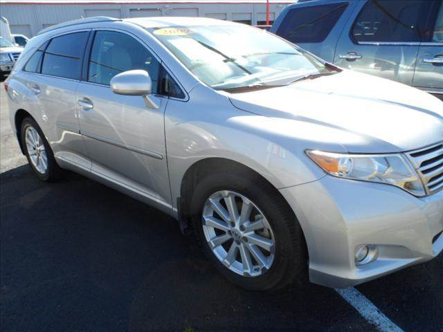 2009 TOYOTA VENZA FWD 4CYL 4DR CROSSOVER silver bw11131 2009 toyota venza4x2 i4 silver 4t3ze11a2