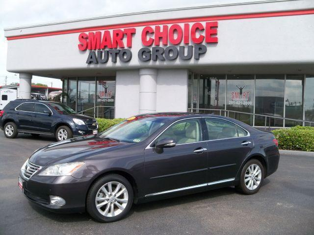 2012 LEXUS ES 350 BASE 4DR SEDAN gray laporte mitsubishi  w in-house  advantage also can put a p