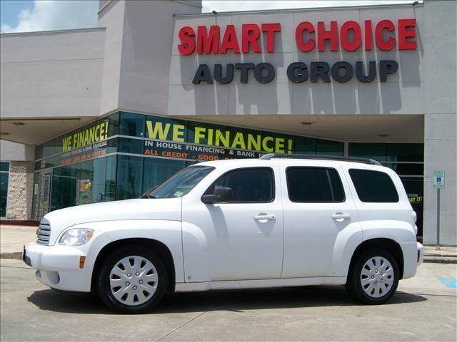 2010 CHEVROLET HHR LS 4DR WAGON white 71035 miles VIN 3GNBAADB7AS502240