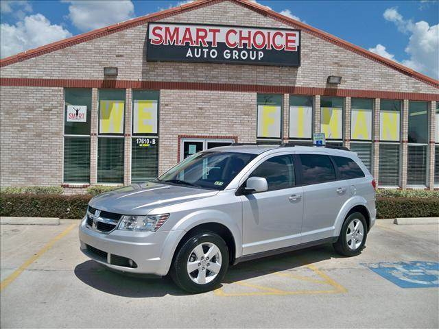 2010 DODGE JOURNEY FWD SXT silver options abs brakesair conditioningalloy wheelsamfm radioautom