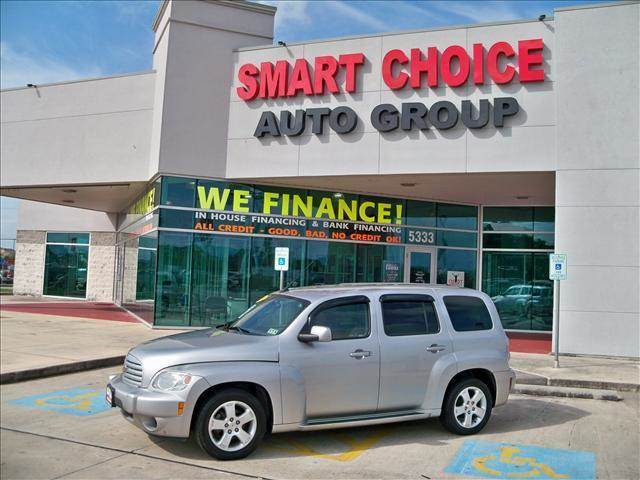 2006 CHEVROLET HHR 2WD LT silver options air conditioningalloy wheelsamfm radioautomatic headli