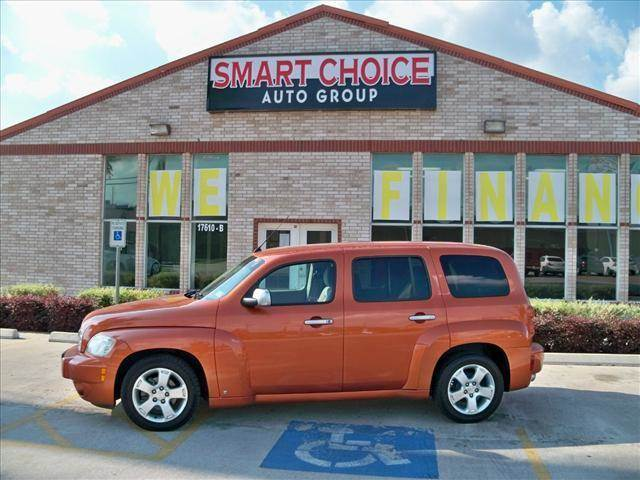 2006 CHEVROLET HHR LT sunburst orange ii metallic options air conditioningalloy wheelsamfm radi