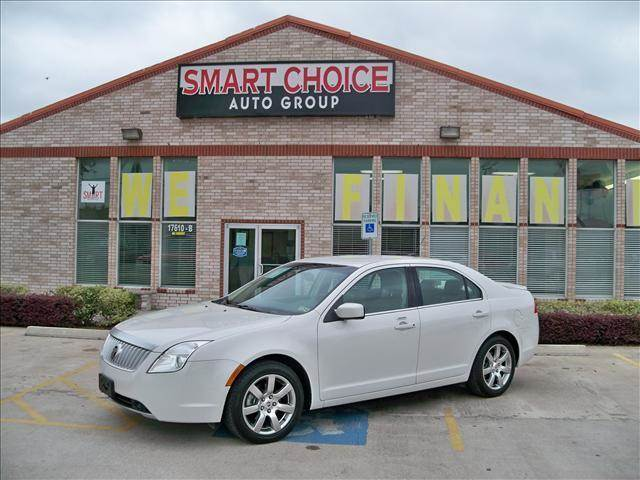 2010 MERCURY MILAN SEDAN PREMIER FWD white options 6-speed at 30l v6 cylinder engine front w