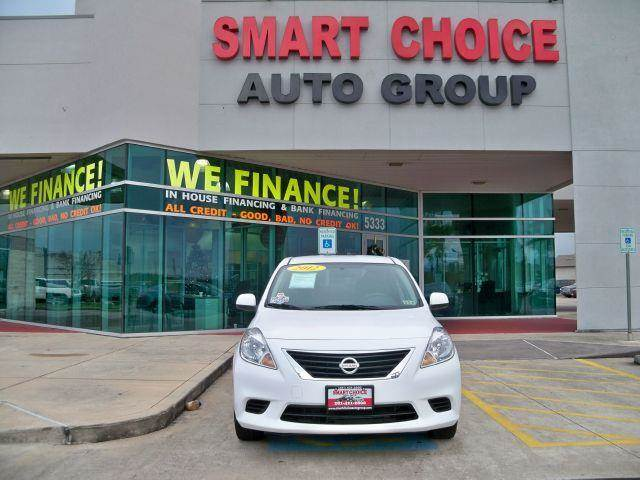 2012 NISSAN VERSA SEDAN 16 fresh powder options abs brakesair conditioningamfm radiocd playerc