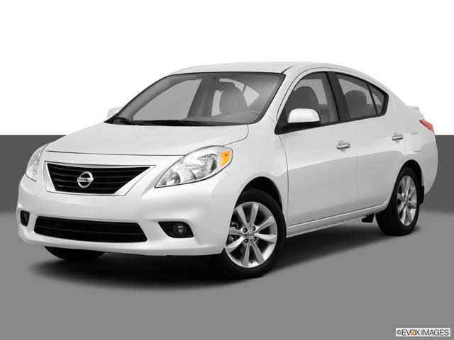 2014 NISSAN VERSA SV unspecified laporte mitsubishi w in-house advantage also can put a positive
