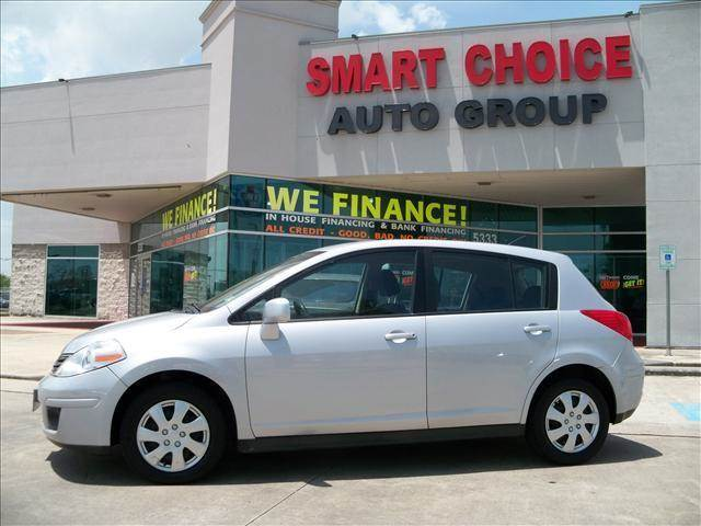 2010 NISSAN VERSA UNSPECIFIED silver 50596 miles VIN 3N1BC1CP6AL389801
