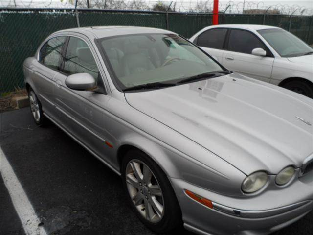 2003 JAGUAR X-TYPE 30 AWD 4DR SEDAN silver thank you very much for the opportunity to earn your