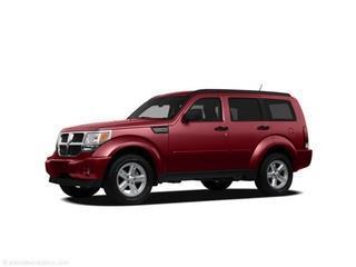 2011 DODGE NITRO SE 4X2 4DR SUV red laporte mitsubishi w in-house advantage also can put a posit