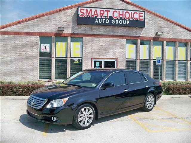 2008 TOYOTA AVALON SEDAN LIMITED black options abs brakesair conditioningalloy wheelsamfm radio