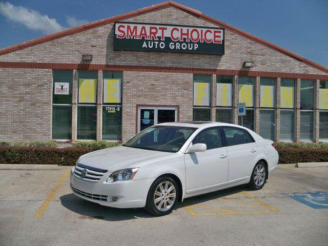 2006 TOYOTA AVALON SEDAN LIMITED white options abs brakesair conditioningalloy wheelsamfm radio