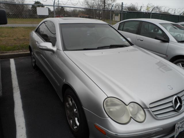 2004 MERCEDES-BENZ CLK-CLASS CLK320 2DR COUPE silver thank you very much for the opportunity to e