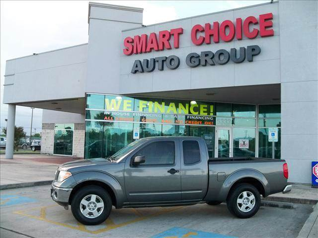 2008 NISSAN FRONTIER UNSPECIFIED gray 69534 miles VIN 1N6AD06U38C406476