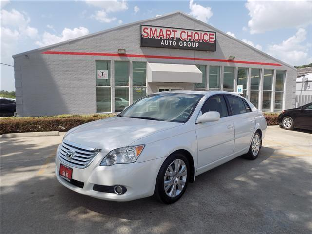2009 TOYOTA AVALON white abs brakesair conditioningalloy wheelsamfm radioautomatic headlight