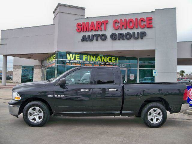 2009 DODGE RAM PICKUP 1500 black thank you very much for the opportunity to earn your business