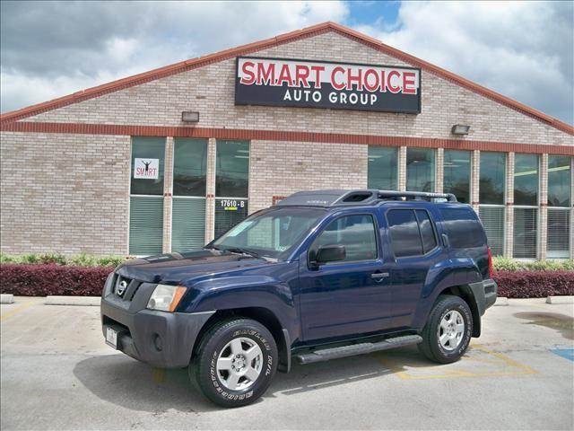 2008 NISSAN XTERRA UNSPECIFIED blue 99712 miles VIN 5N1AN08U48C539479