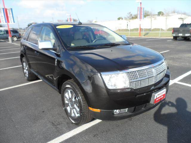 2008 LINCOLN MKX BASE 4DR SUV black right now with 95 down with payments starting from as low as