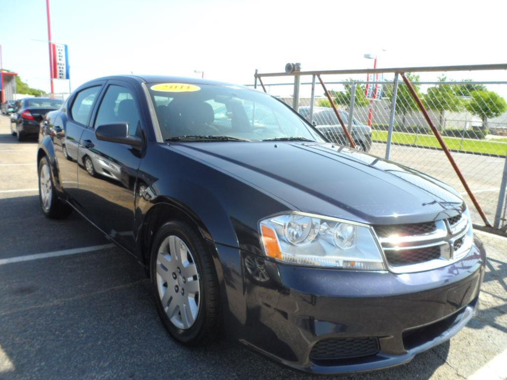 2011 DODGE AVENGER EXPRESS 4DR SEDAN blue laporte mitsubishi w in-house advantage also can put a