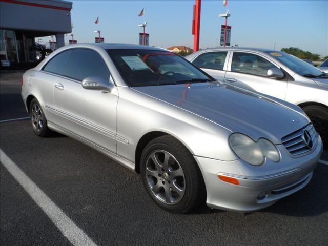 2001 MERCEDES-BENZ CLK CLK320 2DR COUPE silver abs brakesair conditioningalloy wheelsamfm rad