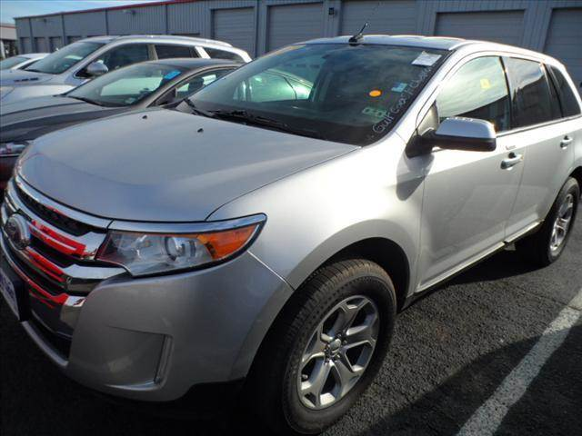 2013 FORD EDGE SEL 4DR SUV silver thank you very much for the opportunity to earn your business