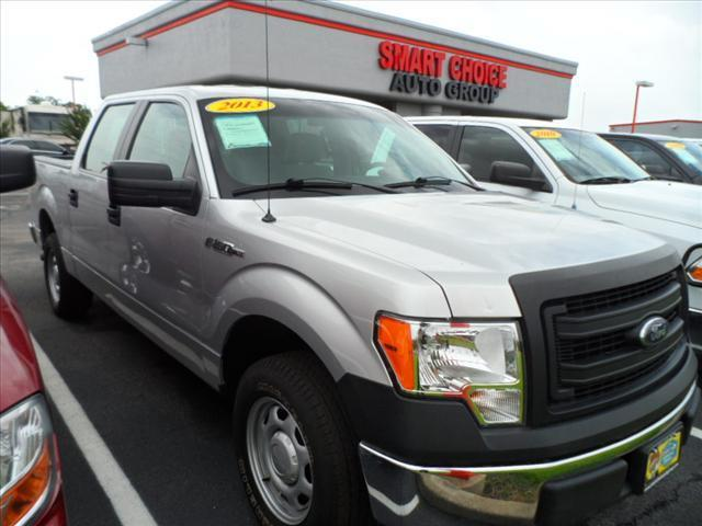 2013 FORD F-150 silver pushpullordrag --independence freedom sale--  declare  save more th