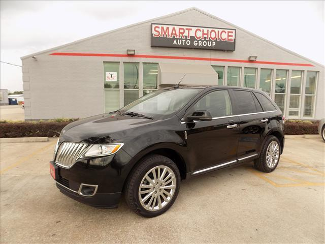 2012 LINCOLN MKX BASE 4DR SUV black abs brakesair conditioningalloy wheelsamfm radioautomati