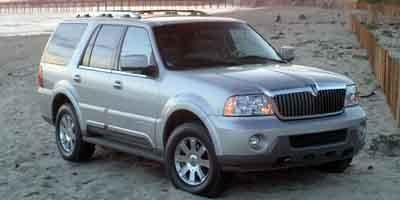 2004 LINCOLN NAVIGATOR 2WD merlot metallic options 4-speed at 54l 8 cylinder engine rear whe
