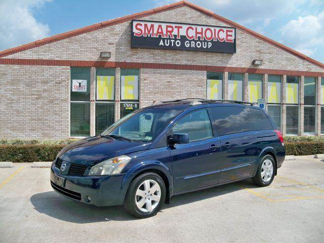 2005 NISSAN QUEST VAN majestic blue metallic options abs brakesadjustable foot pedalsair conditi