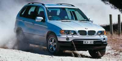2003 BMW X5 AWD SUV unspecified options 4wdawdabs brakesair conditioningalloy wheelsamfm radio