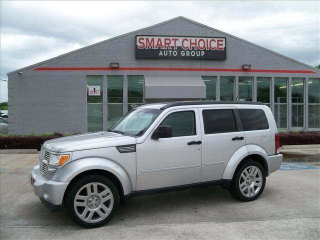 2011 DODGE NITRO HEAT 4X2 4DR SUV silver abs brakesair conditioningalloy wheelsamfm radioaut