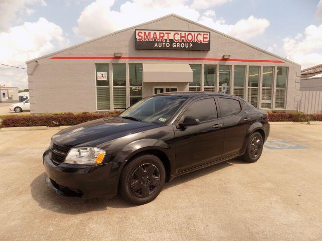 2010 DODGE AVENGER SXT 4DR SEDAN black bumper color - body-colordoor handle color - body-colorg